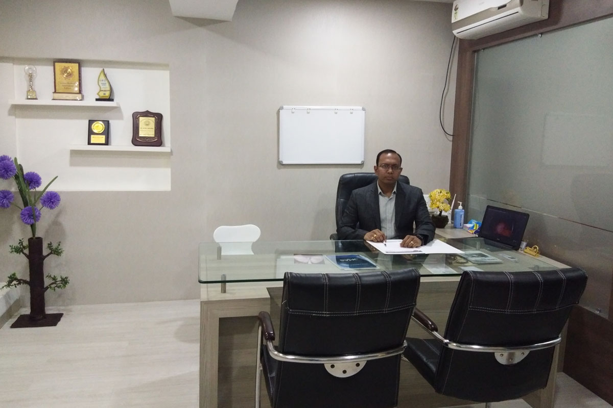 Dr Achal Agrawal